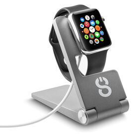 Logiix Stance Apple Watch Stand - Grey - LGX12148