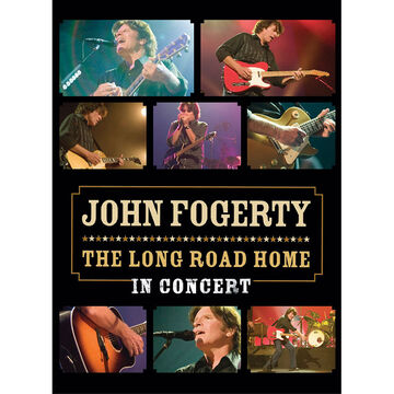 John Fogerty - Long Road Home: Live at the Wilte - DVD