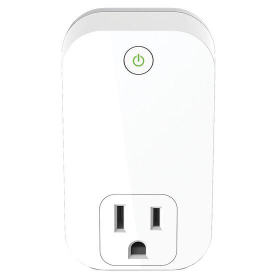 D-Link Wi-Fi Smart Plug - White - DSP-W110