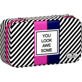 Modella Beauty Case Small Organizer - You Look Awesome - C000141LDC