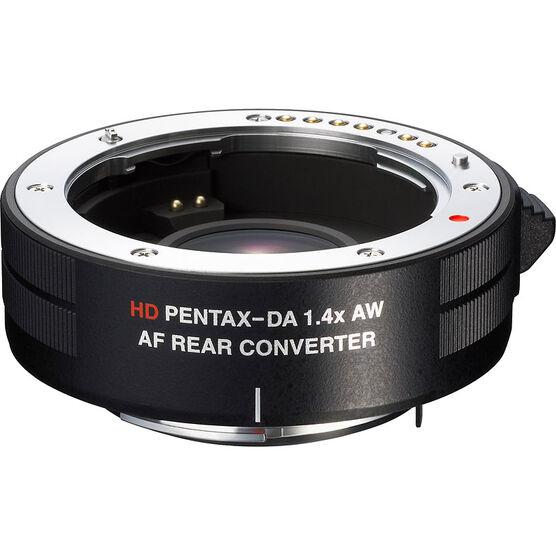 Pentax HD DA AF Rear Converter AW - 1.4x - 37962
