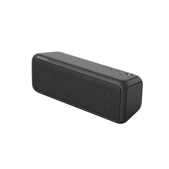 Sony Portable Wireless Speaker with Bluetooth/NFC - Black - SRSXB3