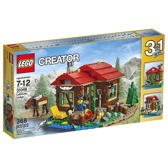 Lego Creator - Lakeside Lodge