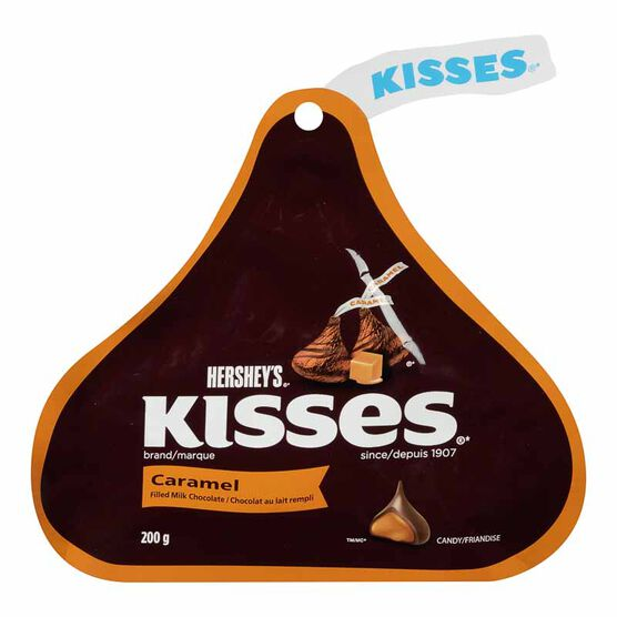 Hershey Kisses - Caramel - 200g