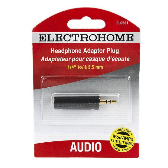 Electrohome Mini to 1/4 inch Adaptor - ELS531