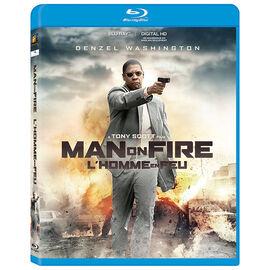 Man on Fire - Blu-ray