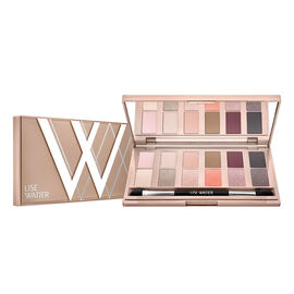 Lise Watier 12-Colour Eyeshadow Palette - Rose Nudes