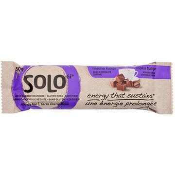 SoLo GI Energy Bar - Mocha Fudge - 50g