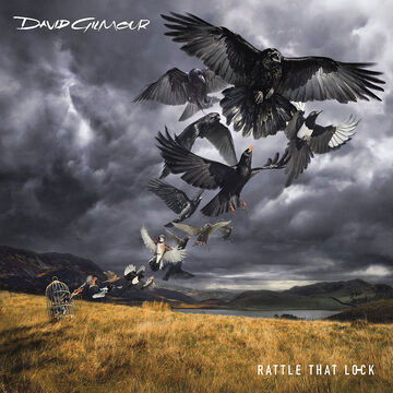 David Gilmour - Rattle That Lock - CD
