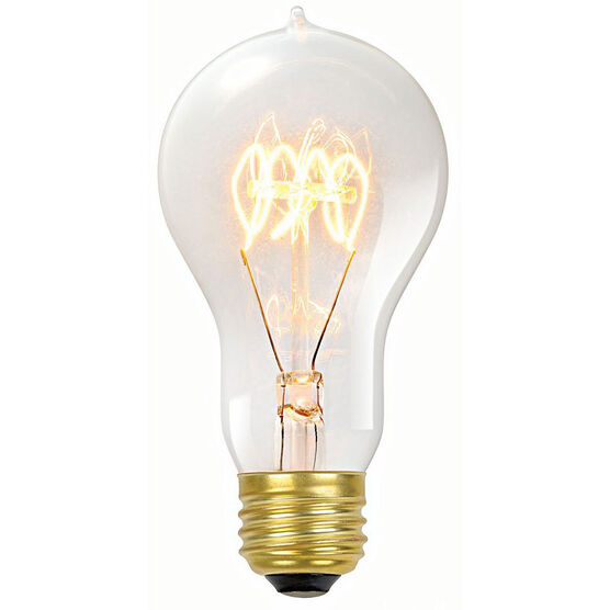Globe Vintage Incandescent Light Bulb - A19/60W