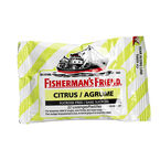 Fisherman's Friend - Sugar Free Citrus - 22's
