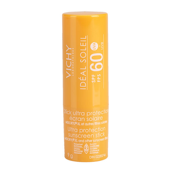 Vichy Ideal Soleil Ultra Protection Sunscreen Stick - SPF 50+ - 9g