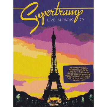 Supertramp: Live in Paris '79 - DVD