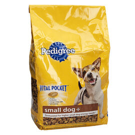 Pedigree Vitality for Small Dogs - 1.6kg