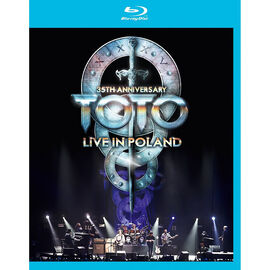 Toto: Live in Poland 35th Anniversary Tour - Blu-ray