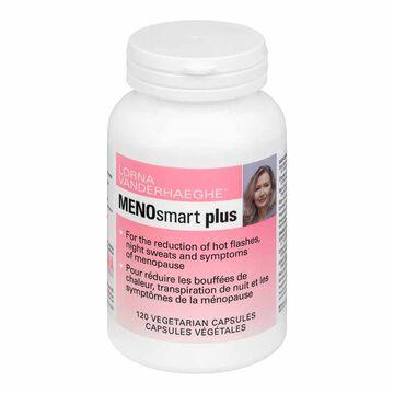 Lorna Vanderhaeghe Menosmart Plus Herbal Supplements - 120's