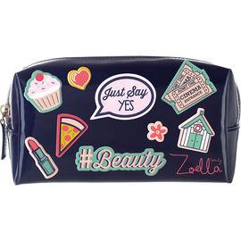 Zoella Beauty Sticker Cosmetic Bag