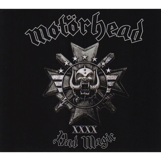 Motorhead - Bad Magic - CD