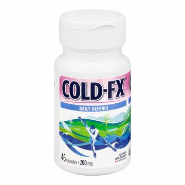 Cold-FX 200mg Capsules - 46's