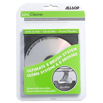 Allsop CD Laser Lens Cleaner