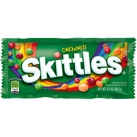 Skittles - Orchards - 56g