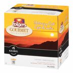 Keurig K-Cup Folgers Gourmet Selections Coffee Pods - Morning Cafe - 18's