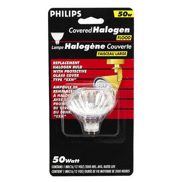 Philips 50W Halogen Replacement Light Bulb - 162495