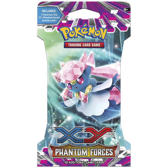 Pokemon Phantom Forces Blister
