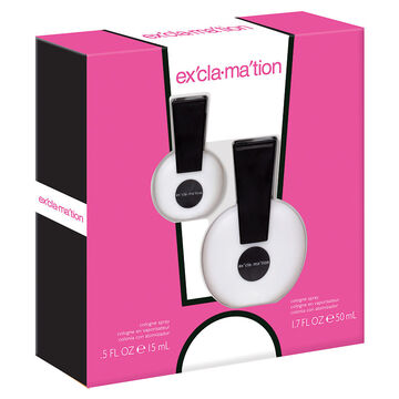 Exclamation Gift Set - 2 piece