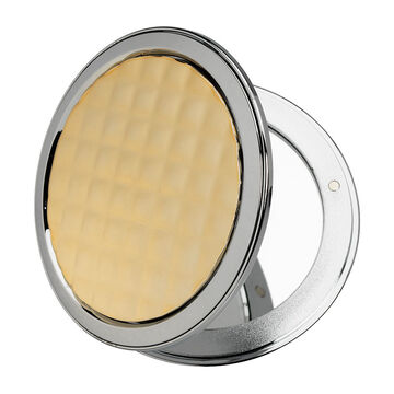 London Premiere Compact Mirror - Gold