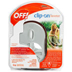 Off Clip-on Repellent