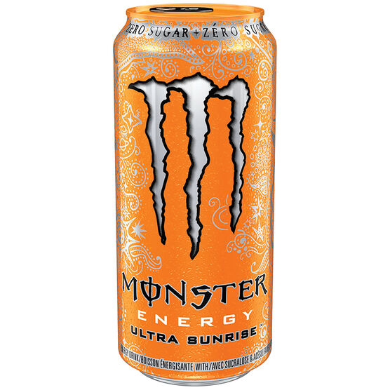 Monster Energy Drink - Ultra Sunrise - 473ml