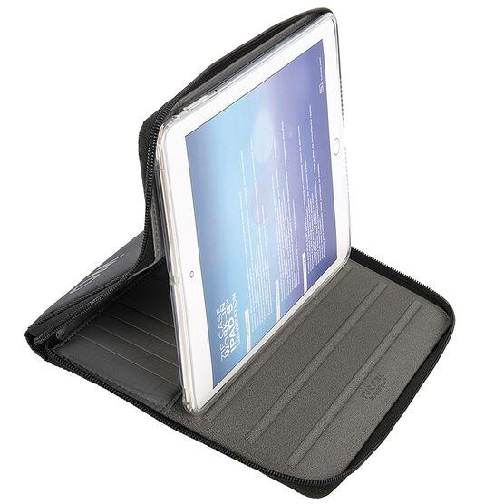 Tucano Work_In Zip Folio Case for iPad Air - Black - WOIN-IPD5