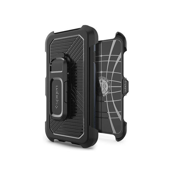 Spigen Belt Clip Case for iPhone 6/6s - Black - SGP11773