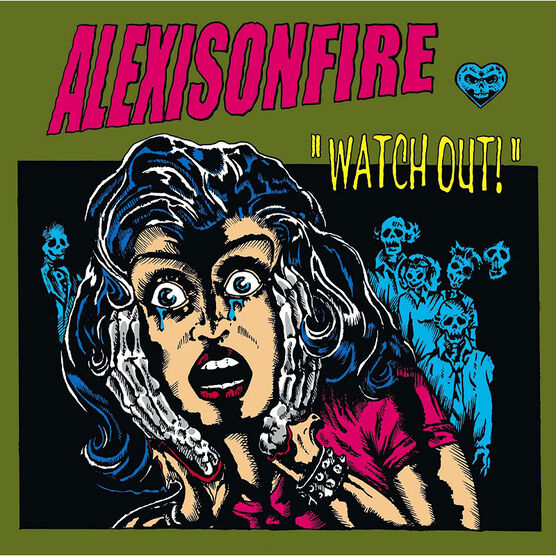 Alexisonfire - Watch Out! - 180g 45rpm Vinyl