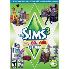 Sims 3: 70'S, 80'S and 90'S