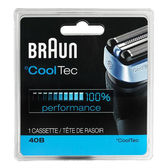 Braun CoolTec Cassette - 40B