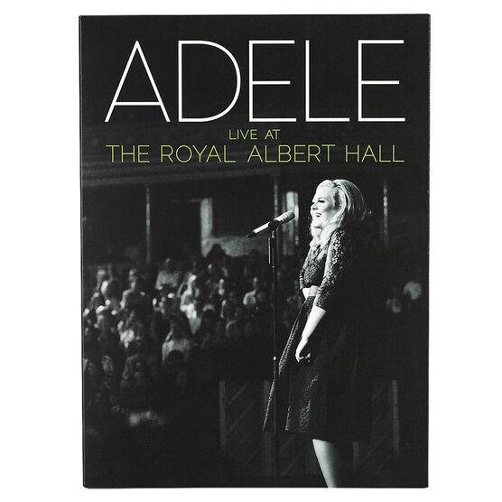 Adele: Live At The Royal Albert Hall - DVD