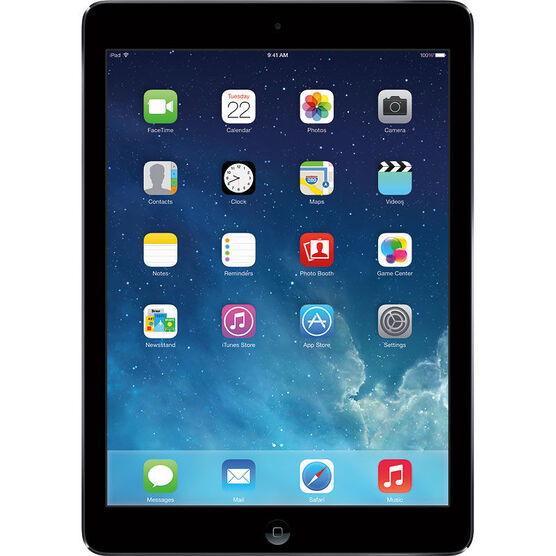 iPad Air 2 128GB with Wi-Fi and Cellular - Space Grey