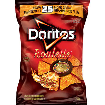 Doritos Tortilla Chips - Roulette - 255g