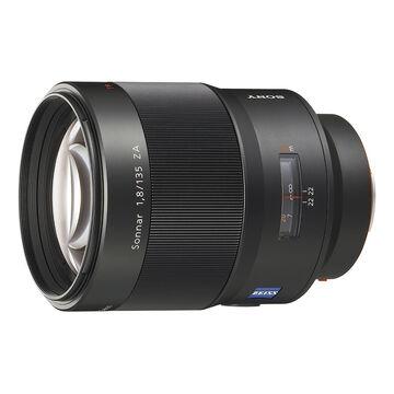 Sony Carl Zeiss Sonnar 135mm f/1.8 ZA Lens - SAL135F18Z