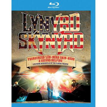 Lynyrd Skynyrd - Pronounced Leh-Nerd Skin-Nerd & Second Helping: Live from Jacksonville - Blu-ray