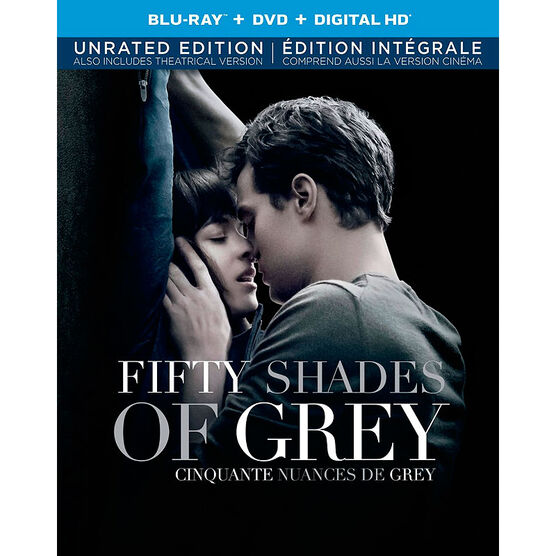 Fifty Shades of Grey - Blu-ray + DVD + Digital HD