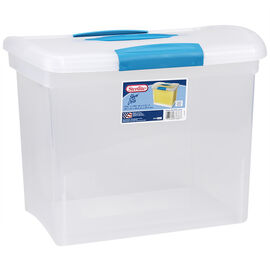 Sterilite Nesting Show Off Container - Clear - Large