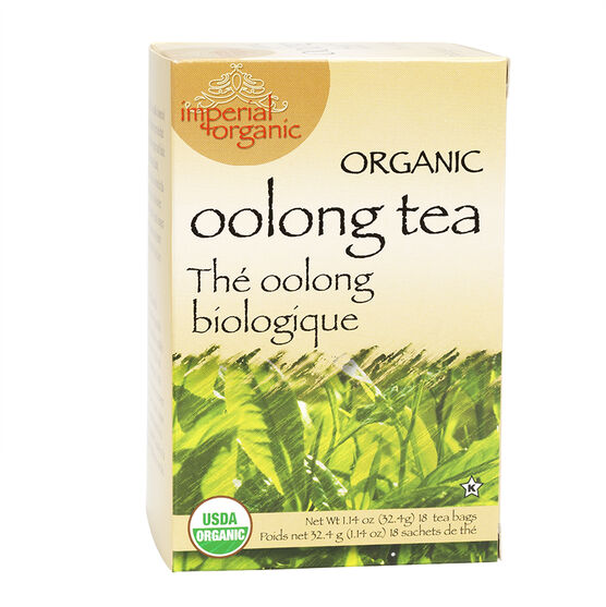 Uncle Lee's Imperial Organic Tea - Oolong Tea - 18's