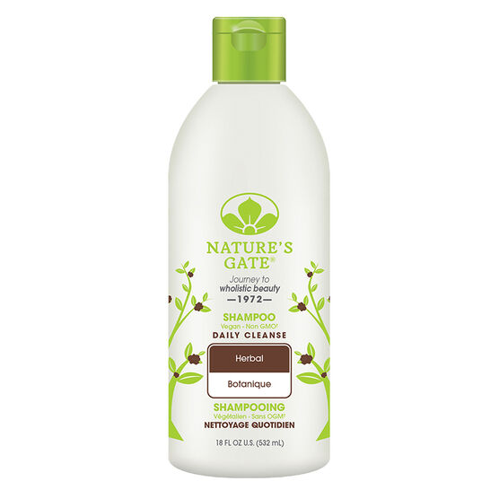 Nature's Gate Herbal Daily Shampoo - 532ml