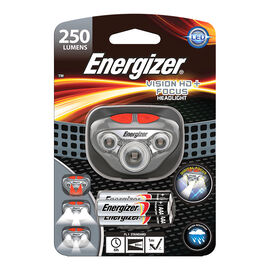 Energizer Vision HD & Focus Headlight - HDD32E/250