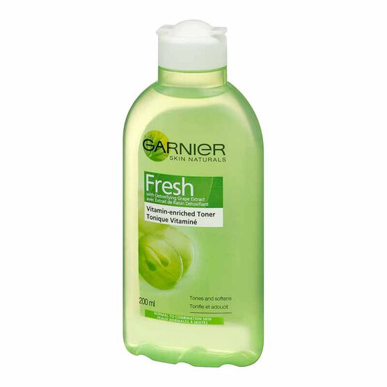 Garnier Skin Naturals Fresh Invigorating Toner - 200ml