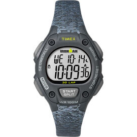 Timex Ironman Watch - Black - TW5M07700GP