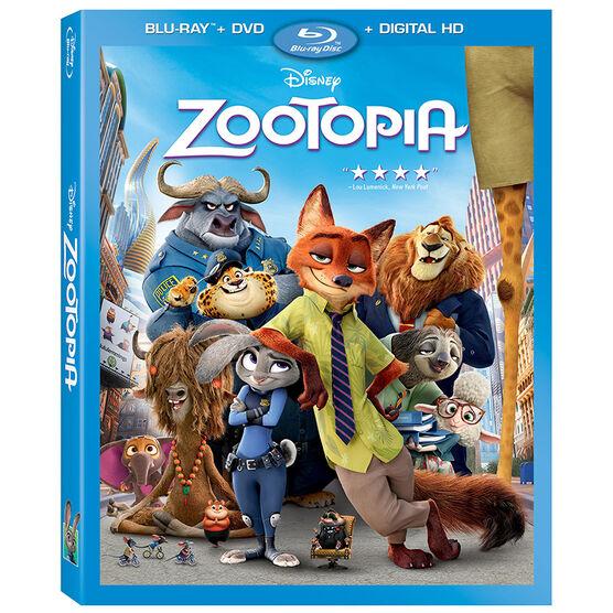 Zootopia - Blu-ray